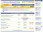 screenshot of California Business for Sale