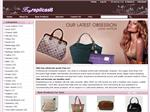 screenshot of wholesale purses handbags